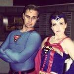 Make duo Superman, Supergirl or Wonderwoman