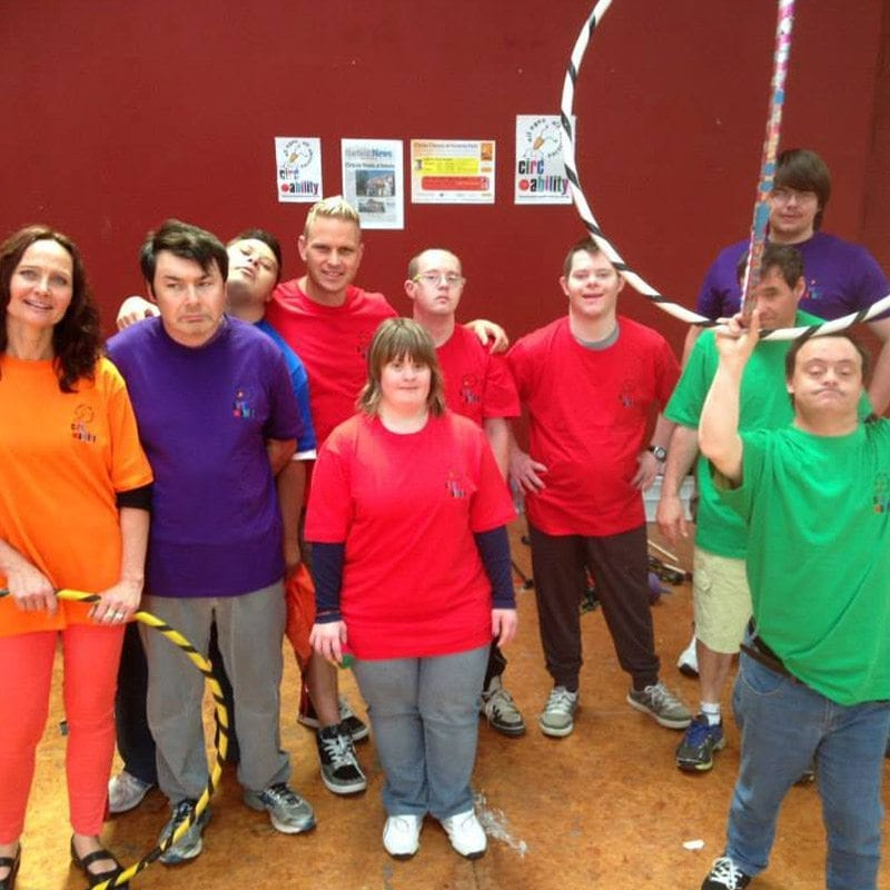 Workshops with Circability centre