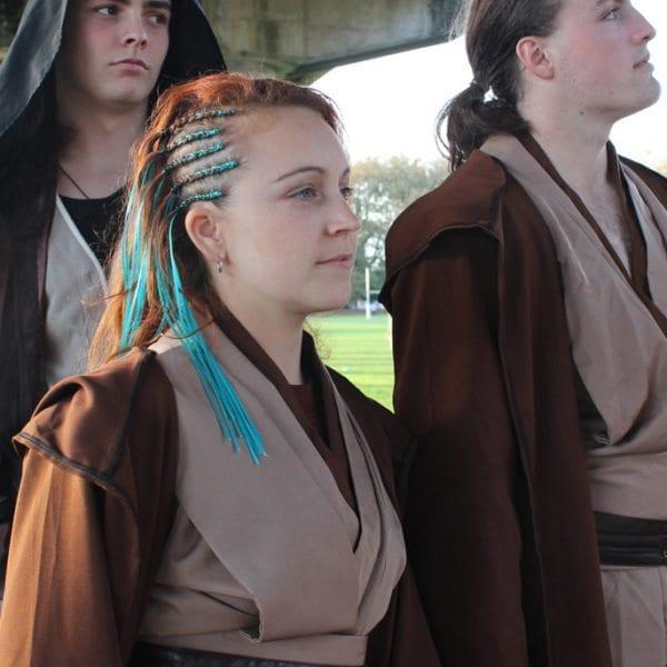 Jedi trio