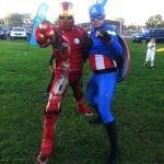 Make duo Captain America & Ironman