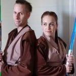 Make Duo Jedi's