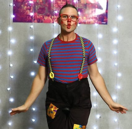 kids party entertainment Circus
