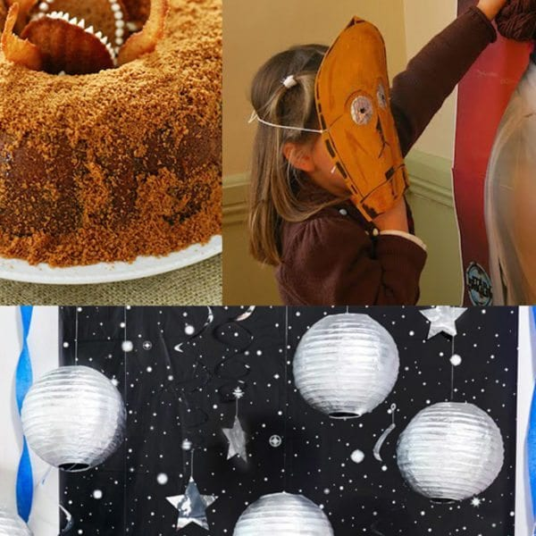 jedi star-wars-party-collage