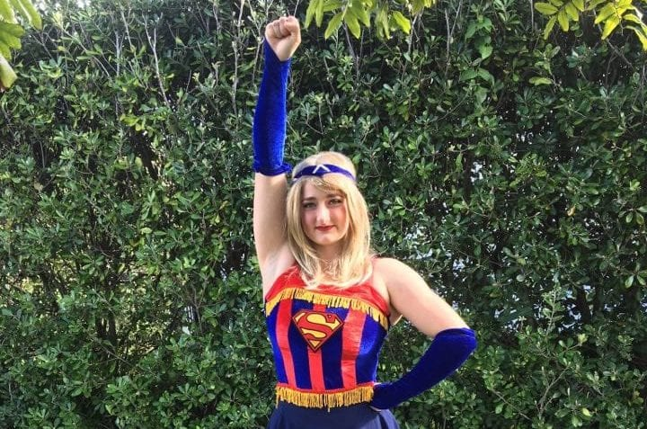 Superwoman is real