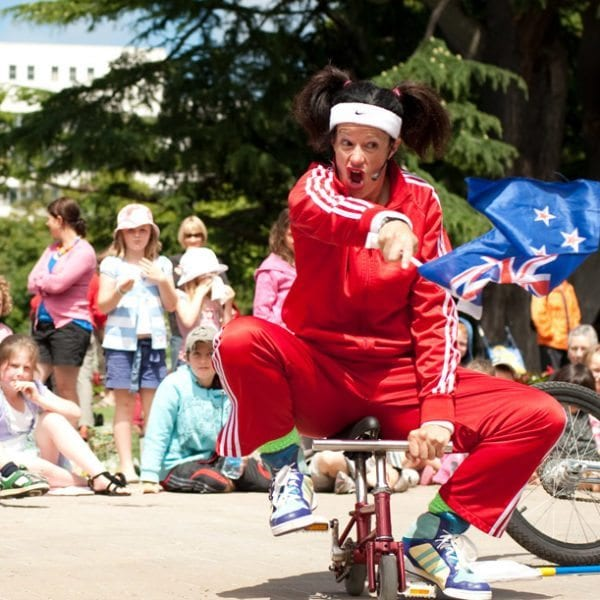 performer sports suzie mini bike