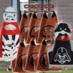 Add Starwars Cape & Mask Party Pack