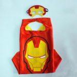 Add Ironman cape set