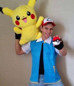 pokemon trainer parties - rowan